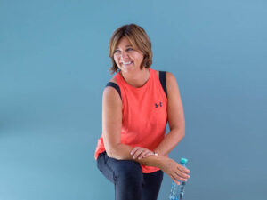 CANTIENICA® Lauftraining mit Karin Kraschl-Janke